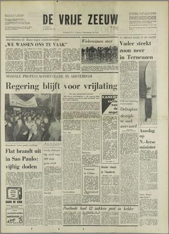 de Vrije Zeeuw 1972-02-26
