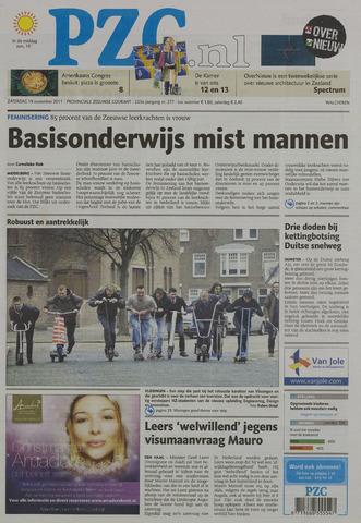 Provinciale Zeeuwse Courant 2011-11-19