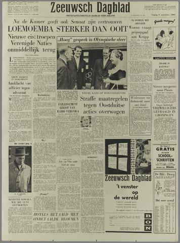 Zeeuwsch Dagblad 1960-09-09