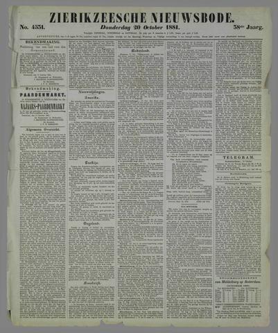 Zierikzeesche Nieuwsbode 1881-10-20