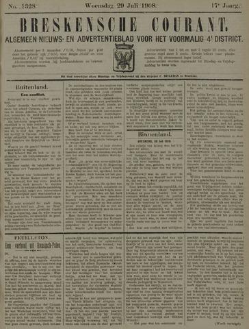 Breskensche Courant 1908-07-29