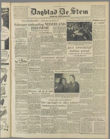 de Stem 1951-12-20