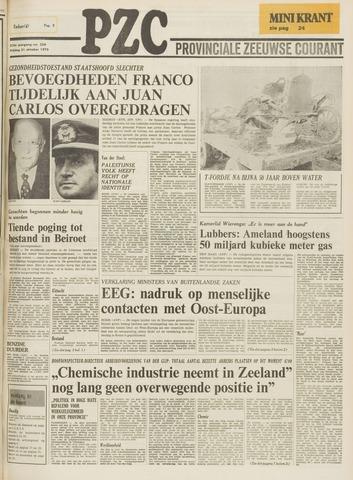 Provinciale Zeeuwse Courant 1975-10-31