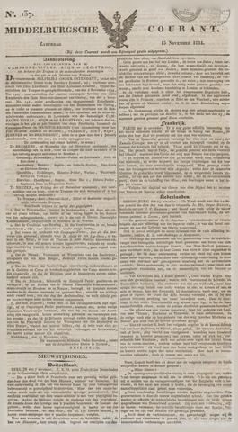 Middelburgsche Courant 1834-11-15