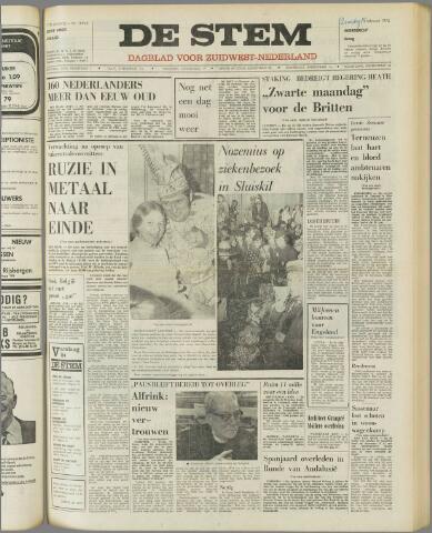 de Stem 1972-02-15