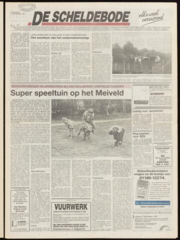 Scheldebode 1991-12-11