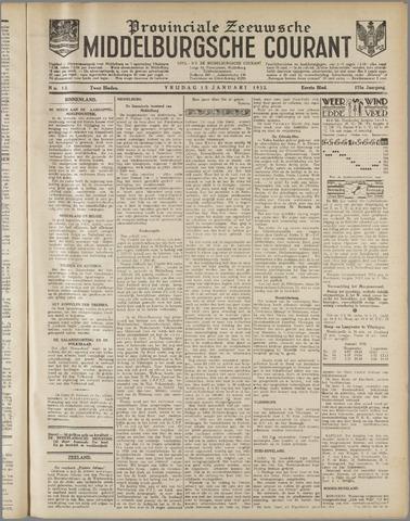 Middelburgsche Courant 1932-01-15