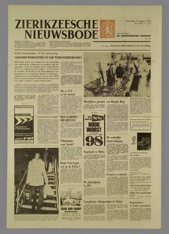 Zierikzeesche Nieuwsbode 1972-01-13