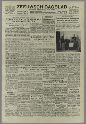 Zeeuwsch Dagblad 1953-11-05