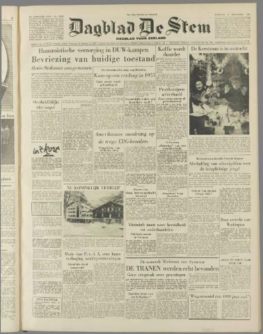 de Stem 1953-12-15