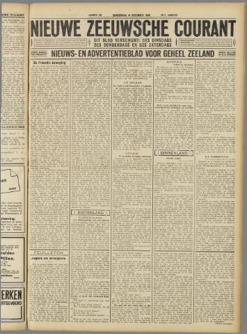 Nieuwe Zeeuwsche Courant 1933-12-14