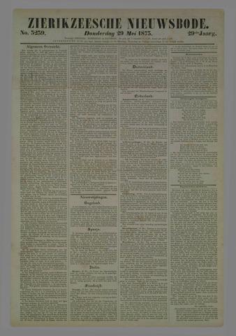 Zierikzeesche Nieuwsbode 1873-05-29