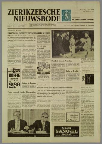 Zierikzeesche Nieuwsbode 1972-06-01