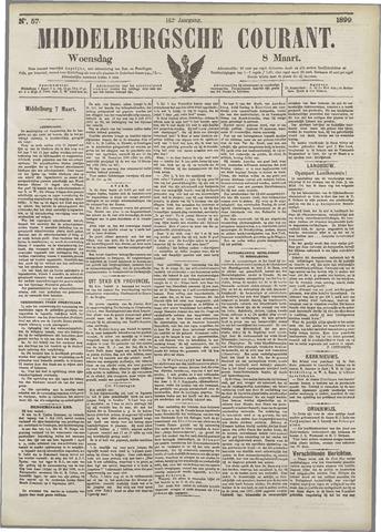 Middelburgsche Courant 1899-03-08