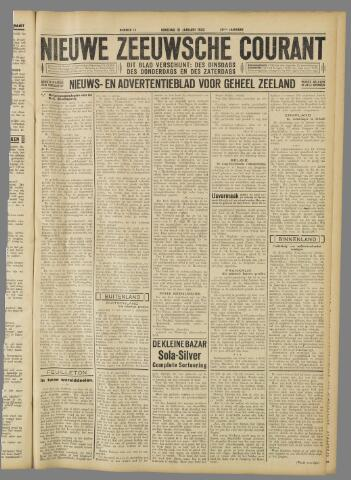 Nieuwe Zeeuwsche Courant 1933-01-31