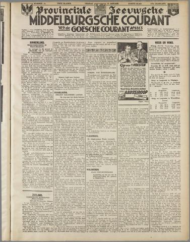 Middelburgsche Courant 1934-01-19