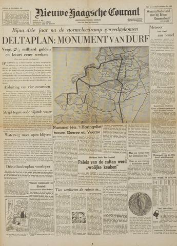 Watersnood documentatie 1953 - kranten 1955-11-18