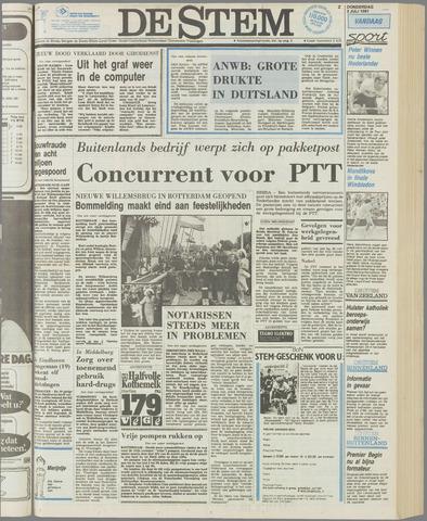 de Stem 1981-07-02