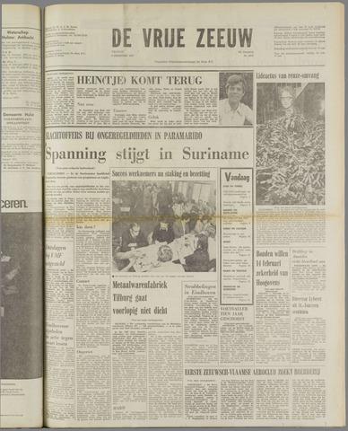 de Vrije Zeeuw 1973-02-09