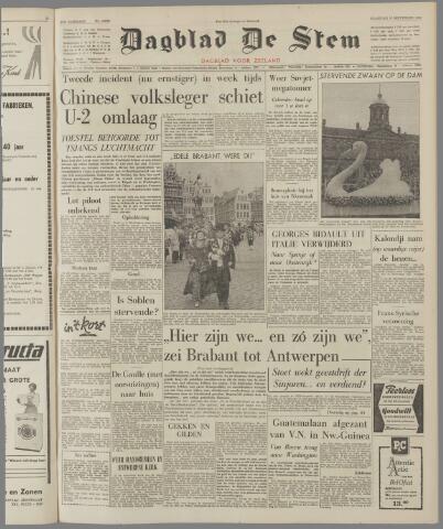 de Stem 1962-09-10