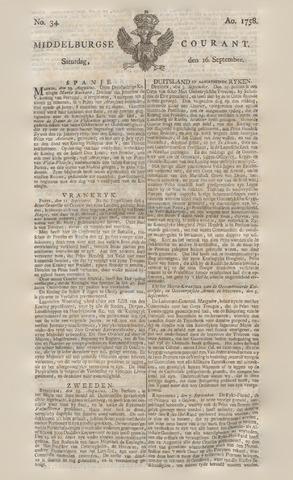 Middelburgsche Courant 1758-09-16