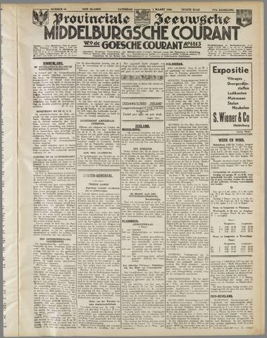 Middelburgsche Courant 1934-03-03