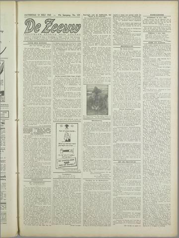 De Zeeuw. Christelijk-historisch nieuwsblad voor Zeeland 1943-07-10