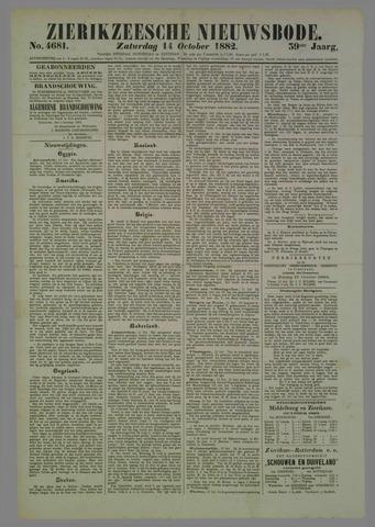 Zierikzeesche Nieuwsbode 1882-10-14