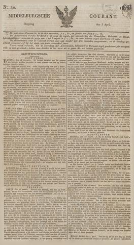 Middelburgsche Courant 1827-04-03