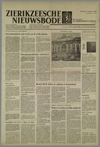 Zierikzeesche Nieuwsbode 1963-02-11