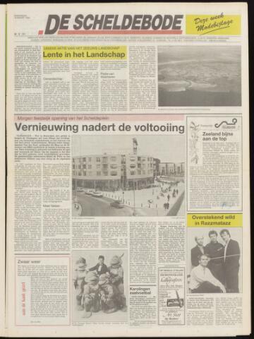 Scheldebode 1992-03-18