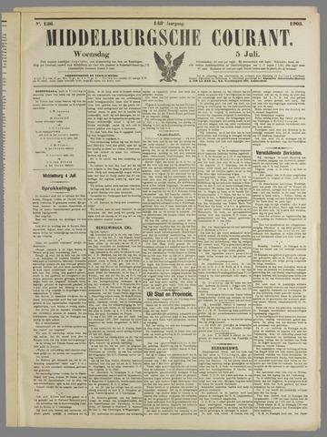 Middelburgsche Courant 1905-07-05