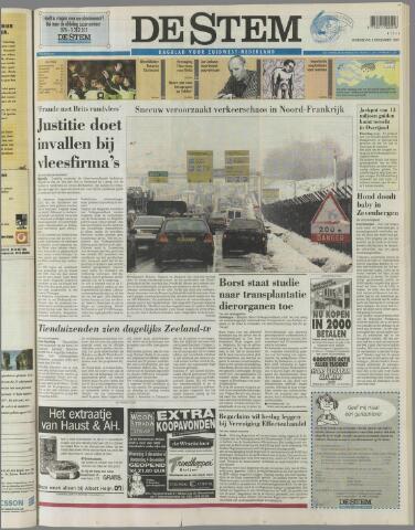 de Stem 1997-12-03
