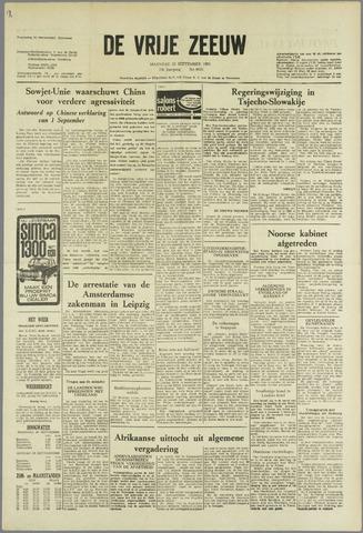 de Vrije Zeeuw 1963-09-23