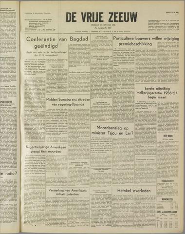 de Vrije Zeeuw 1958-01-31