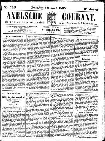 Axelsche Courant 1893-06-10