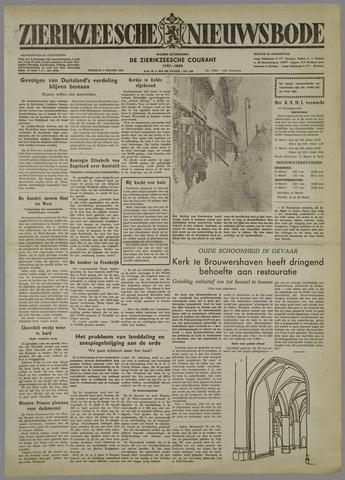 Zierikzeesche Nieuwsbode 1954-03-09