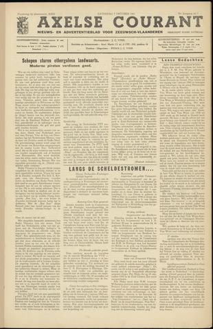Axelsche Courant 1961-10-07