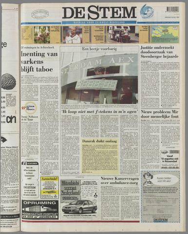 de Stem 1997-07-18