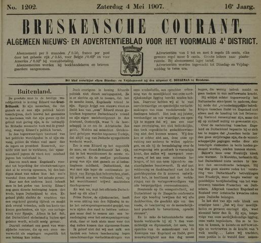Breskensche Courant 1907-05-04