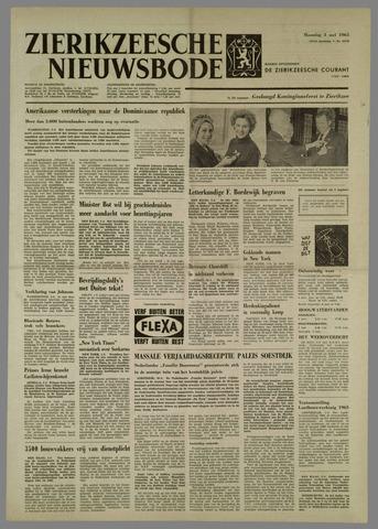 Zierikzeesche Nieuwsbode 1965-05-03