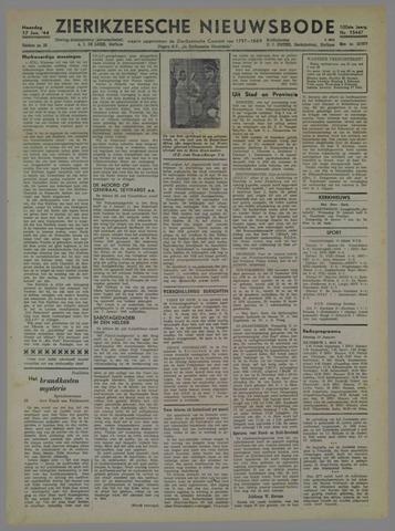 Zierikzeesche Nieuwsbode 1944-01-17