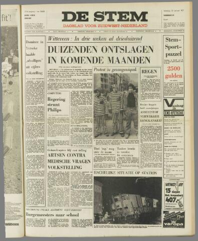 de Stem 1971-01-23