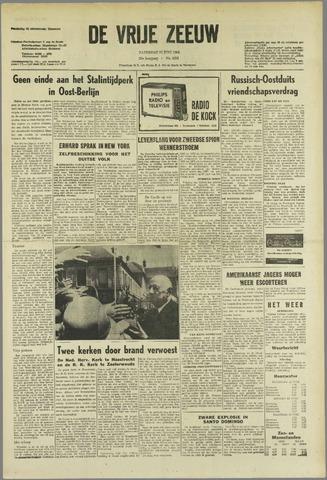 de Vrije Zeeuw 1964-06-13