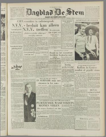 de Stem 1954-07-20