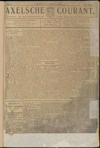 Axelsche Courant 1936-04-03