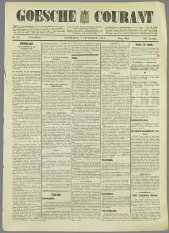 Goessche Courant 1932-09-08