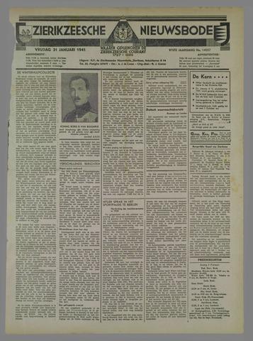 Zierikzeesche Nieuwsbode 1941-01-31