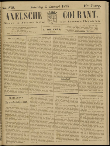 Axelsche Courant 1895-01-05