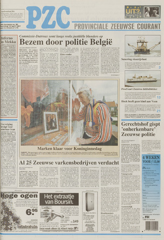 Provinciale Zeeuwse Courant 1997-04-16